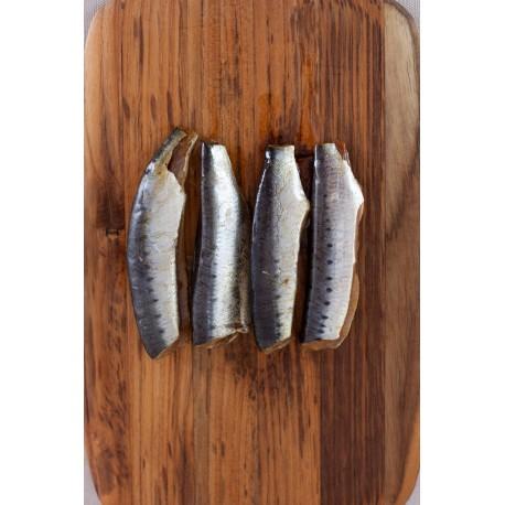 Sardines fumés © La Gousse