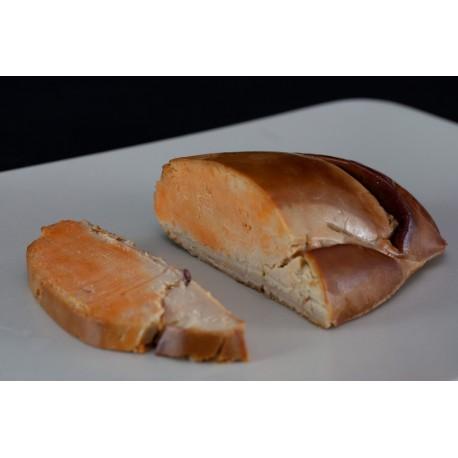 Foie de lotte fumé © La Gousse